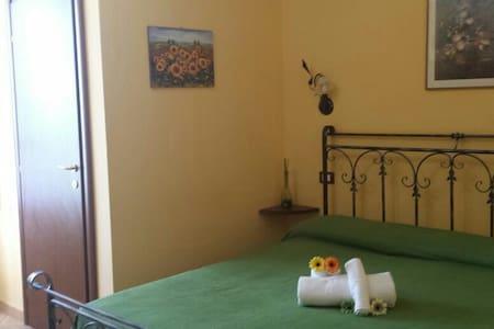 Camera con bagno privato, Al casale La gerla - assisi