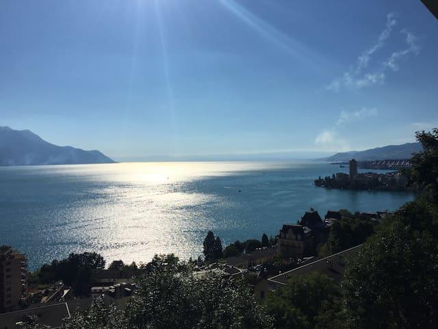 Evasion à Montreux - Montreux - Loft