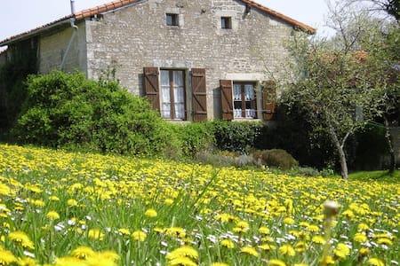 HARMONIE COTTAGE - Salles-de-Villefagnan - Σπίτι