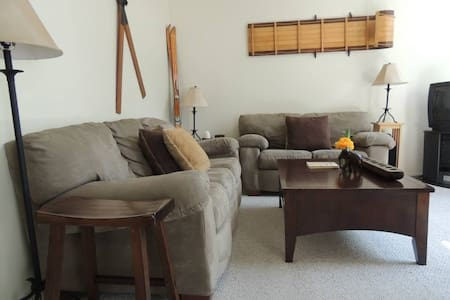 Ski Condo Sugarbush, VT Sleeps 4