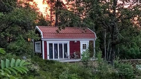 Шведський гостьовий дім за 30 хвилин до Стокгольма
