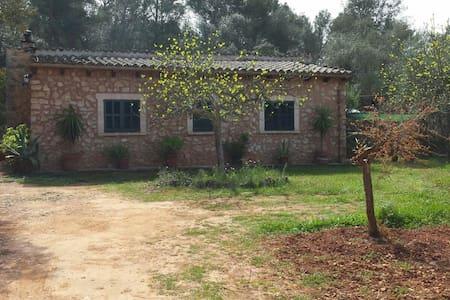 Casa de campo con piscina - Lloret de Vistalegre