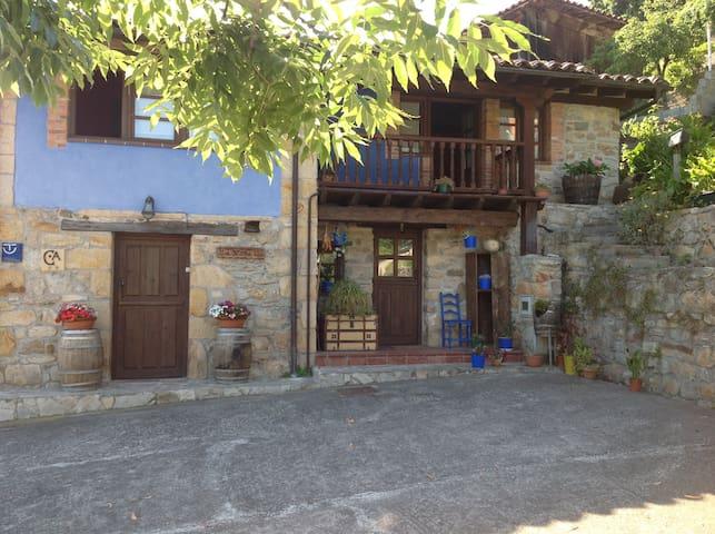 Casa Rural La Xica ll Asturias - Beceña - Hus
