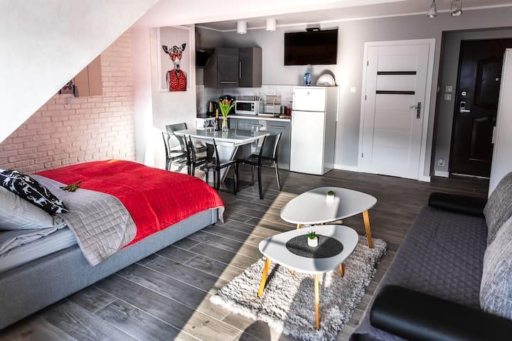 Apartament ŁaniaFrania