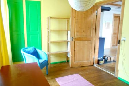 Room in lovely apartment - Biel/Bienne - Apartment