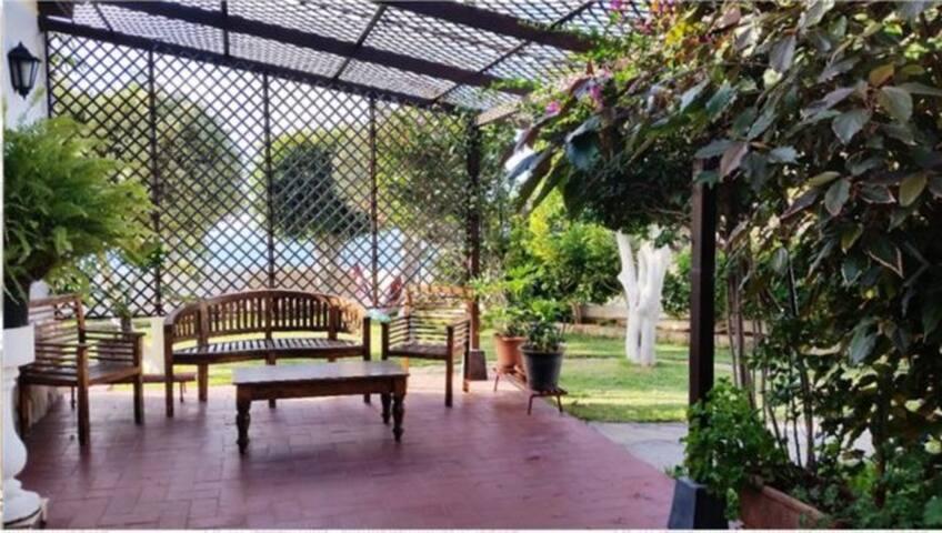 2 rooms for 4-7 persons @Garden Villa - Santiago del Teide - Rumah
