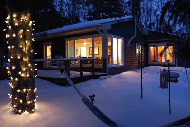 Christmas Getaway in Beautiful Muskoka