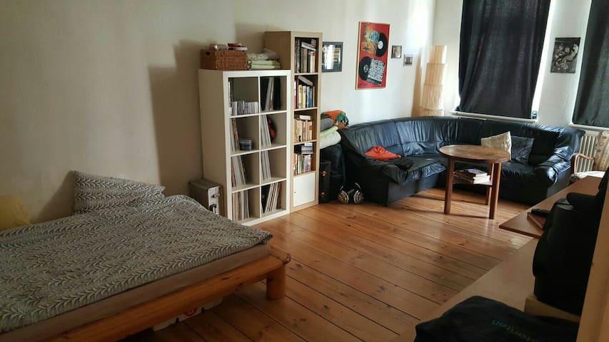 Berlin Friedrichshain (Apartment)