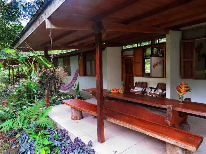 Beautiful Guest House Cariblanco at Finca Isla