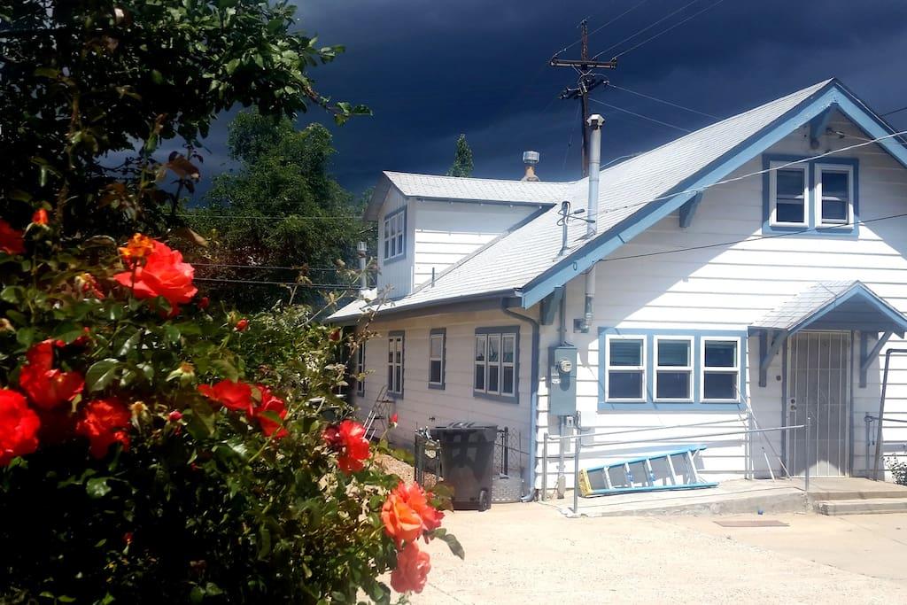 South side cozy cottage 3 of 4 case in affitto a for Piani di casa in stile cottage artigiano