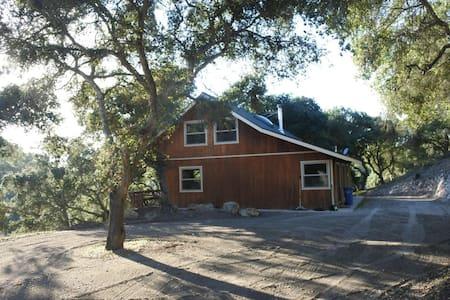 Rustic, Rural Cabin - Arroyo Grande