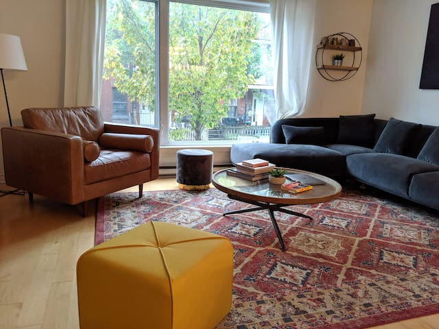 Apartment in HoMa x Terrace