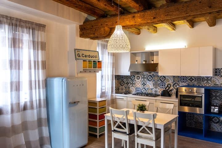 Appartamento Vintage - 1° piano