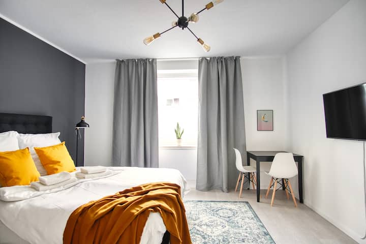 HOMEFY RELAX APARTMENT - NÄHE CITY - NETFLIX