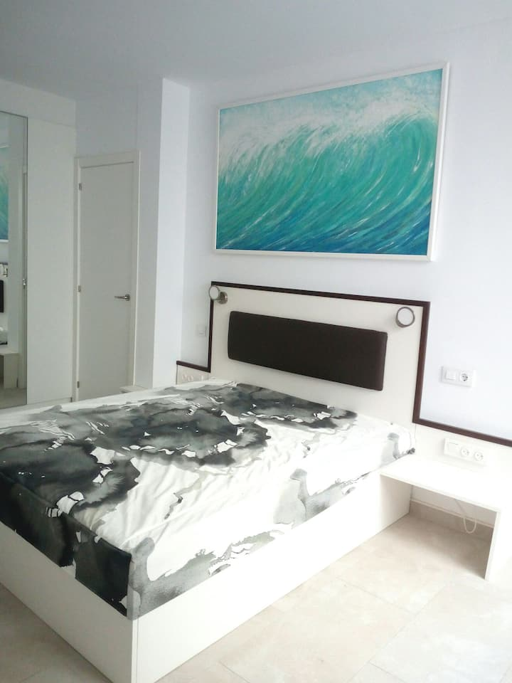 Individual apartment 5 min to Las Canteras