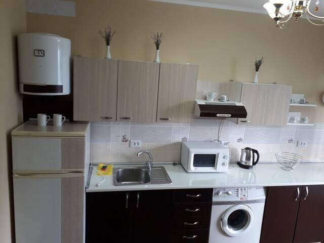 Уютная квартира в центре Кишинева!