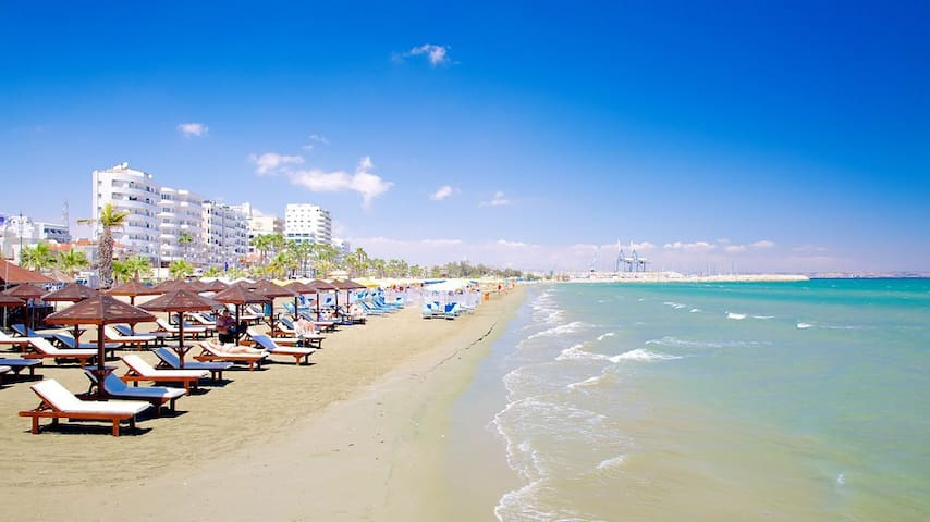 HOLIDAY BY THE SEA !!!!! TOP DEAL! - Larnaca - Departamento