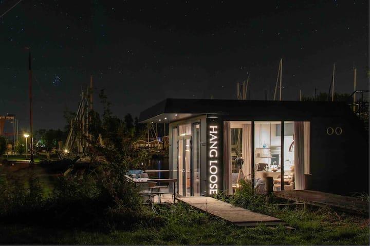 Entspannt - luxuriöses Hausboot Hang Loose
