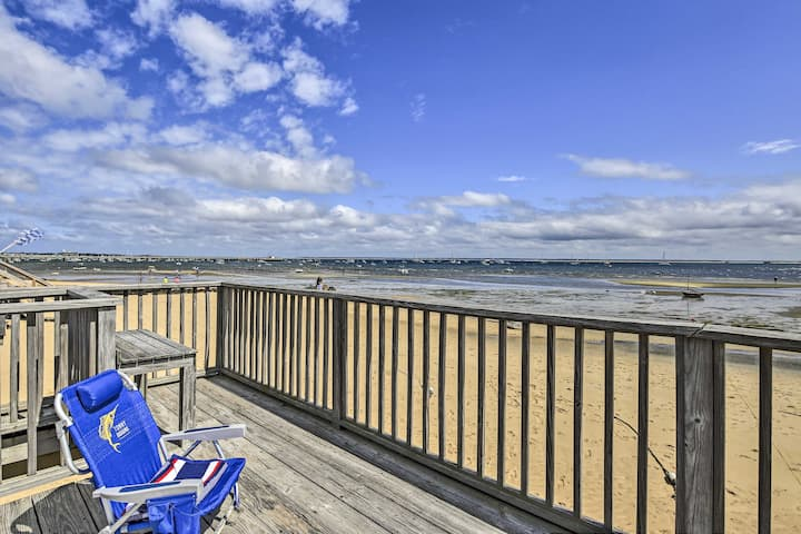 Bayfront Provincetown Condo on Commercial Street!