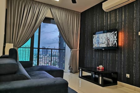 Stylish Comfort 3Rooms Kuala Lumpur Traders Square