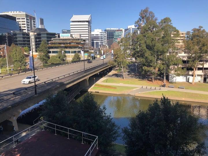 Parramatta river stay