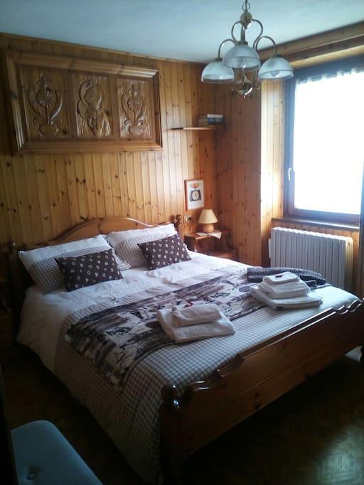 La camera matrimoniale / the double room
