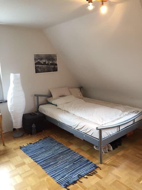 Gemütliche Wohnung in Nähe Hannover