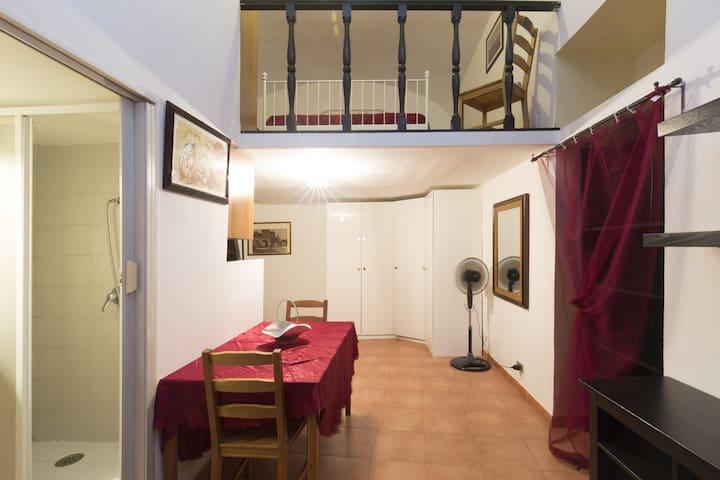 Casa vacanze Galletti - Rome - Huis