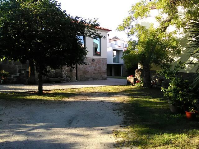 O campo na cidade - Viseu - Ház