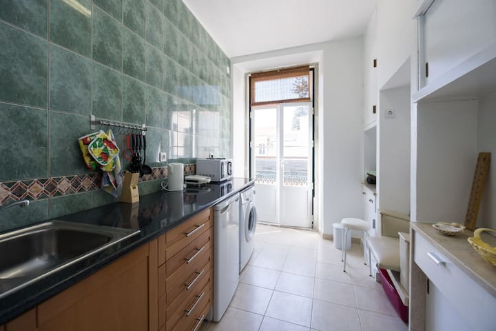 Duplex apartment in downtown - Setúbal