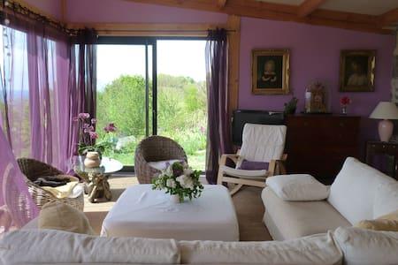 Superbe B&B vallée de la Dordogne - Bed & Breakfast