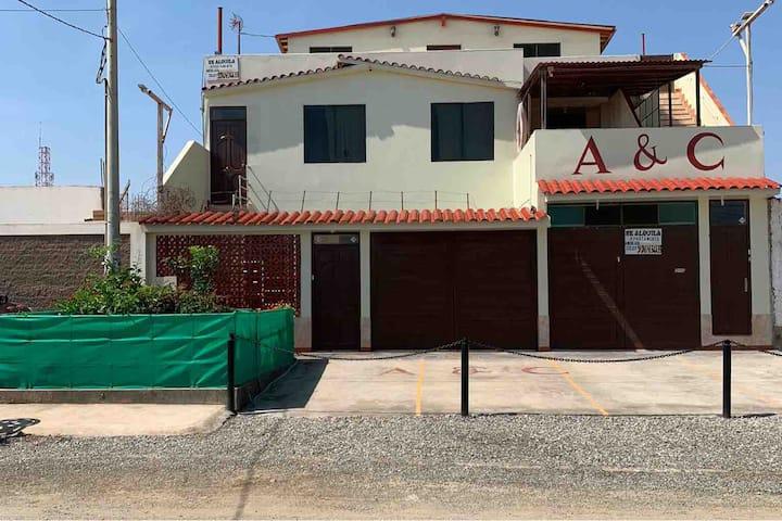 2-Casa apartamento-Vista al Mar-Bujama Baja-Mala-L