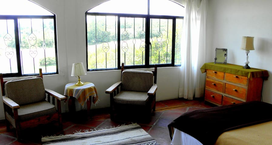 Villa Loohvana - Yellow  Room - San Agustín Etla - Penzion (B&B)