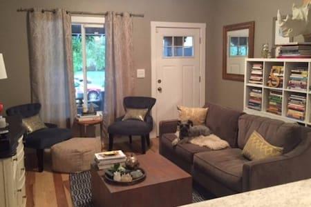1BR cozy duplex near Downtown Denver - Denver - Apartment