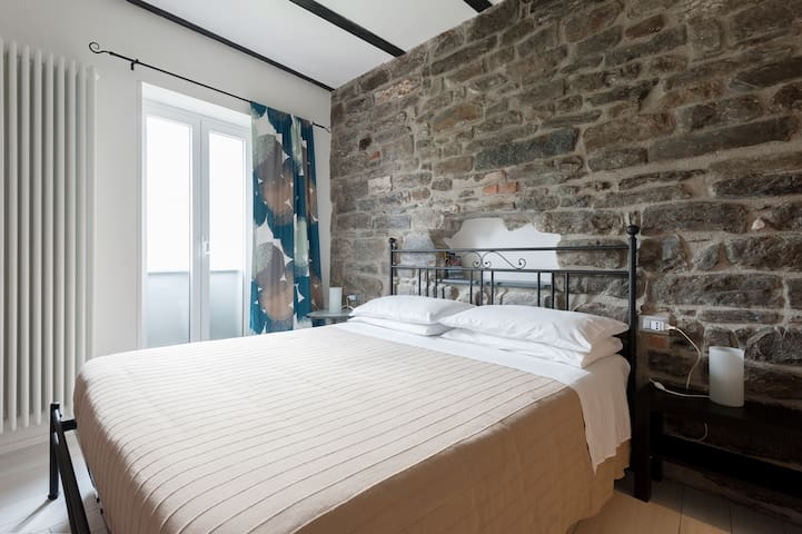 Gracious sea view bedroom in Corniglia 5Terre - Corniglia - Bed & Breakfast