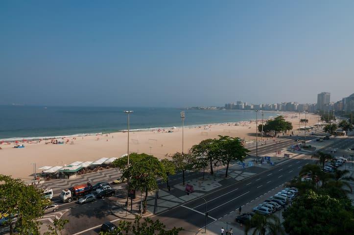 Amazing View Apt in Copacabana - Rio de Janeiro - Apartment