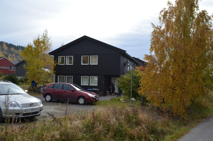Family home - urban and near nature - Lillehammer - Casa