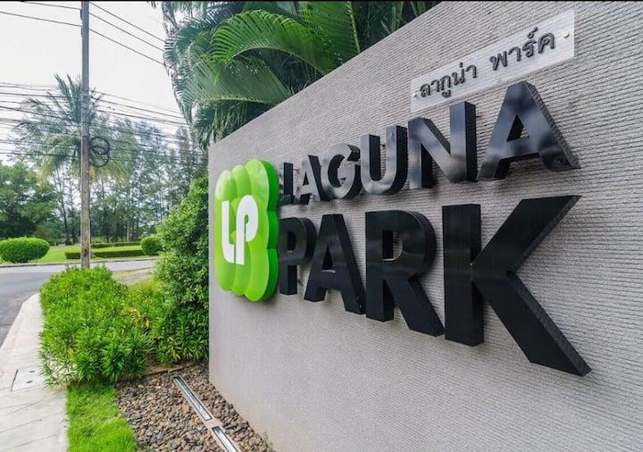 Phuket Laguna Park Corner Town Home