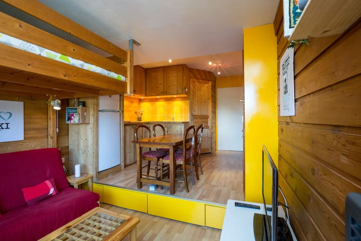 Avoriaz le Snow - Morzine - Apartment
