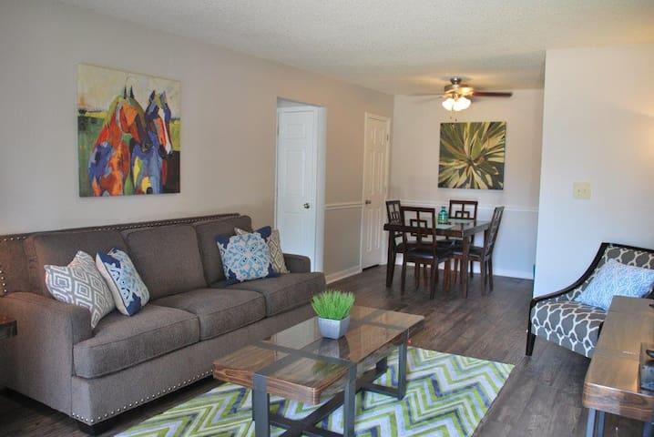 YaleTowne Apartment - Tulsa - Apartemen
