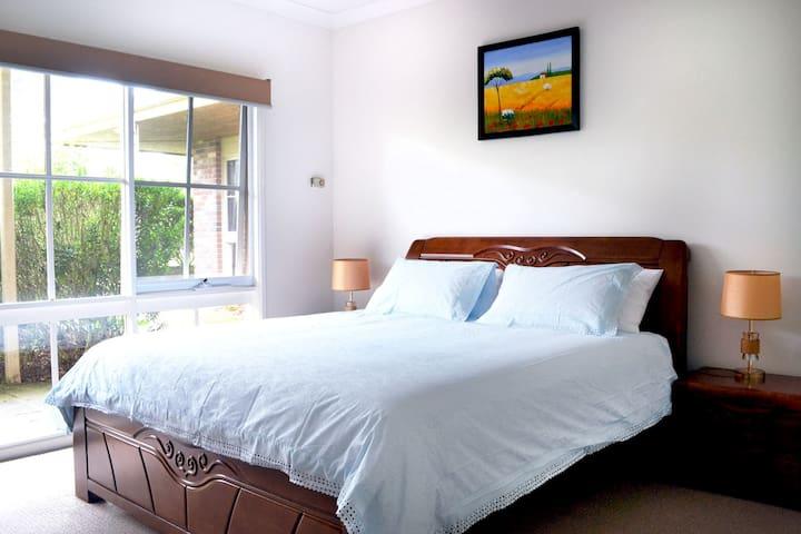Garden View Private Room @ Bayview Estate B&B - Main Ridge