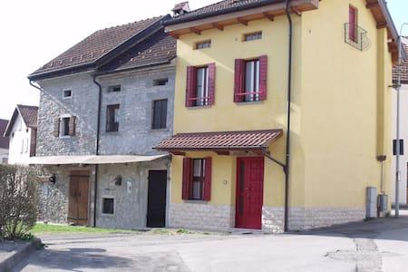 House Alpago Dolomiti Lago di Santa Croce Cansigli - Sitran - 独立屋