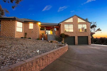 2 Luxury King Size bedrooms available singly!! - Queanbeyan East