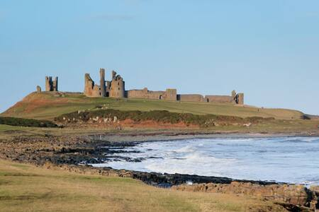 Old stone cottage by Dunstanburgh - Dunstan - House - 1