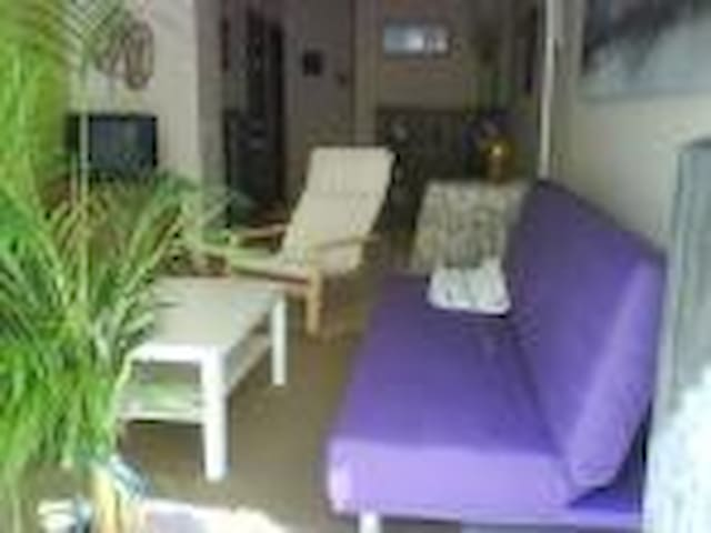 apartamento con jardin - Ezcaray - Appartement
