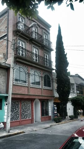 Ideal for students in echange /D.F. - Mexico City - Appartement