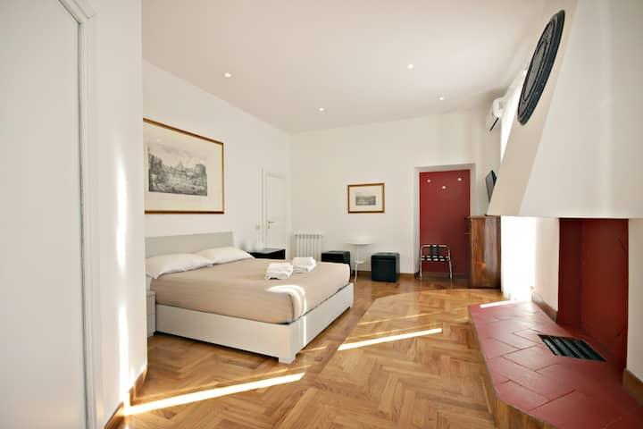 Domus Nicosia B&B_ San Pietro Suite