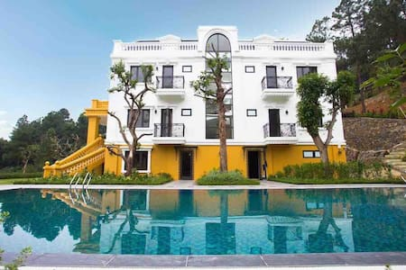 Golf Villa in Tam Dao for with sunny and chillout