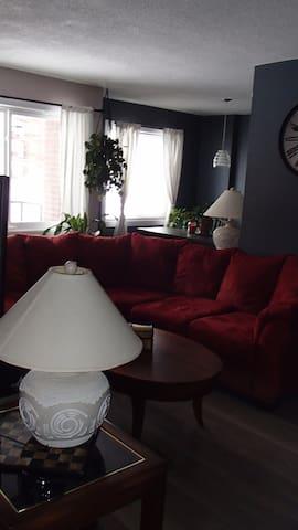 Comfortable Stay away Ottawa - Ottawa - Apartamento