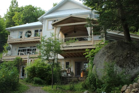 2 minutes du village de Tremblant - Mont-Tremblant - House